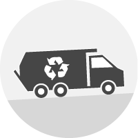 garbage vehicle not arrived